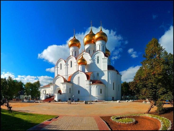 Города в золотом кольце России