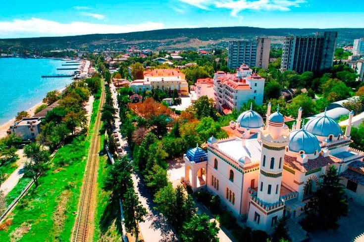 Лучшие курорты России