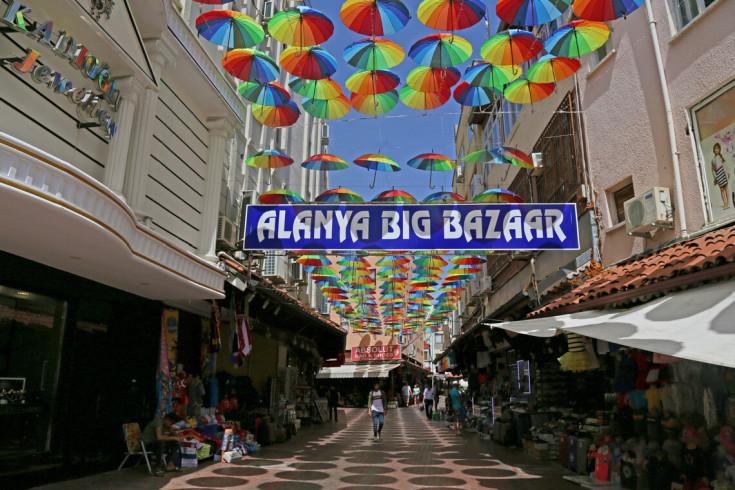 Достопримечательности Аланьи Турция