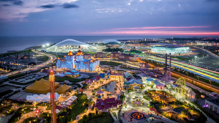 Города курорты Краснодарского края