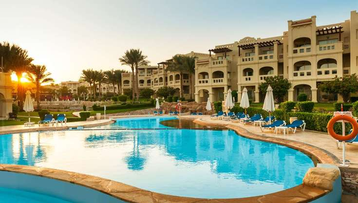 Лучшие отели Египта для отдыха
