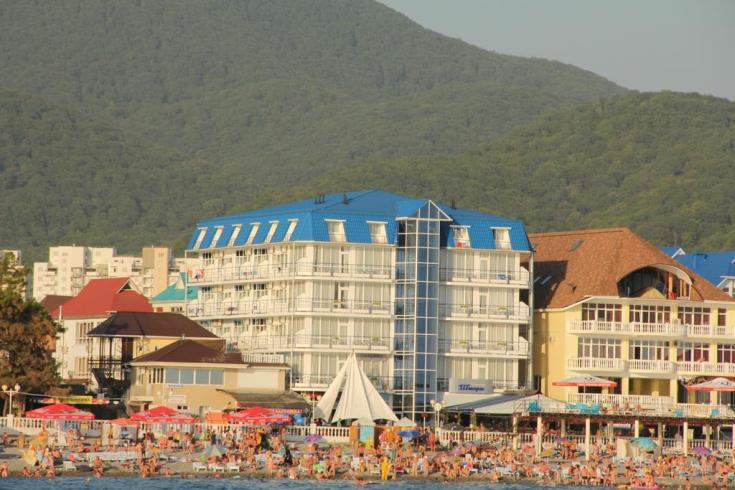 Отдых Лазаревская рядом с морем