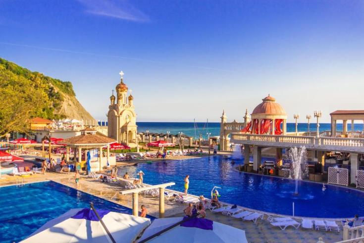 Архипо-Осиповка отдых цены на берегу