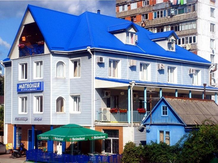Туапсе гостиницы и отели