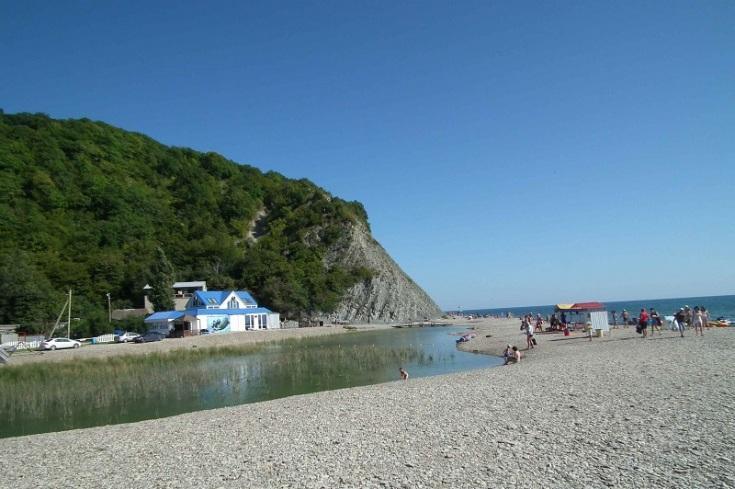 Архипо-Осиповка отдых пляжи