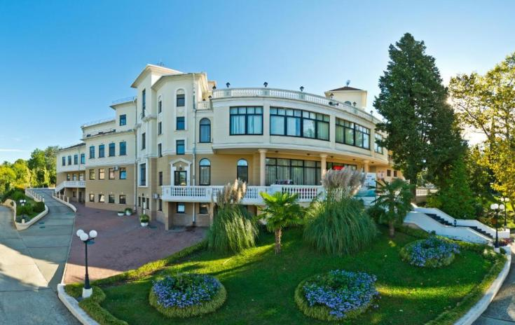 Туапсе гостиницы и отели с бассейном
