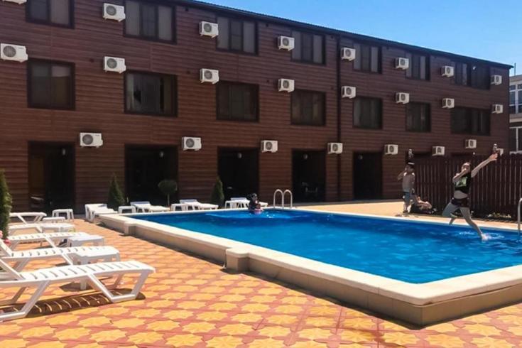 Лучшие отели Анапы