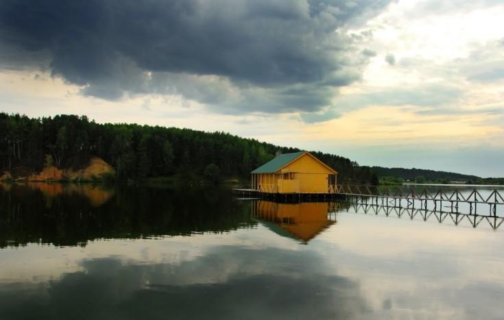 База отдыха у Ильича