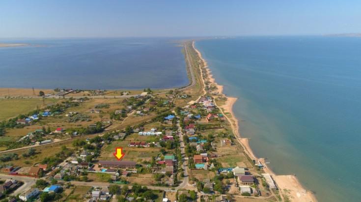 Отдых в Ильиче Азовское море