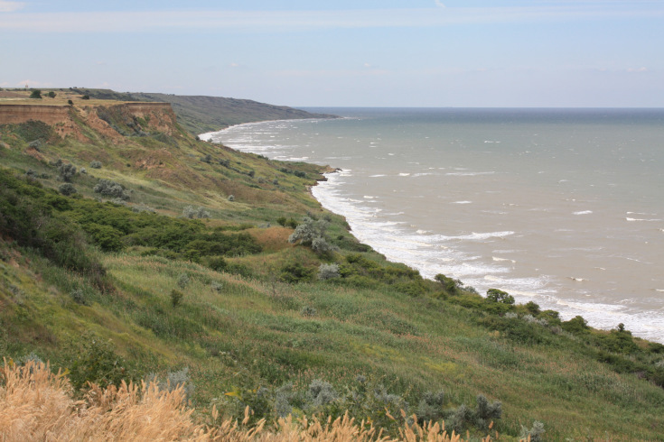 Отдых в Кучугурах на Азовском море