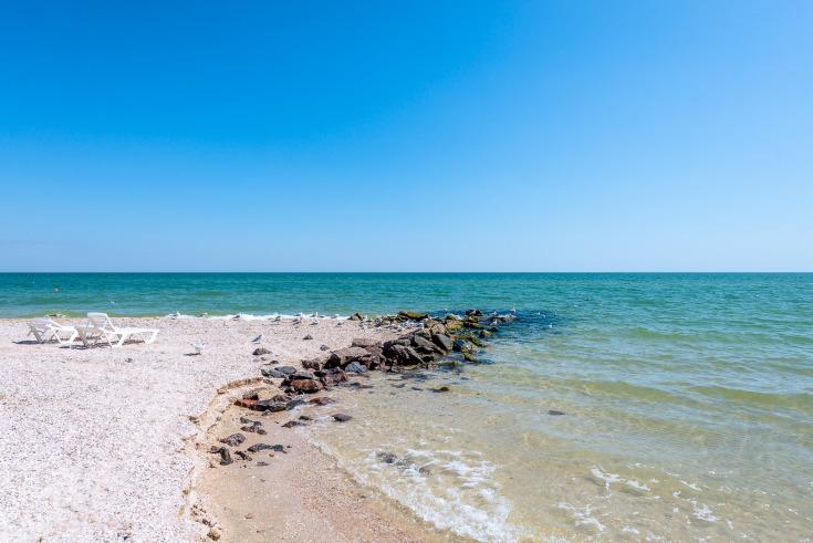 Пересыпь Азовское море отдых