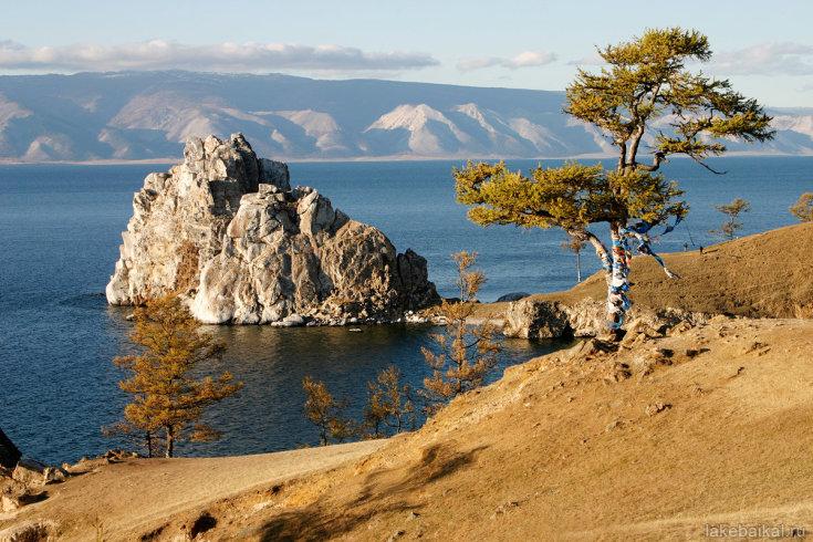Отдых на Байкале осенью 2021