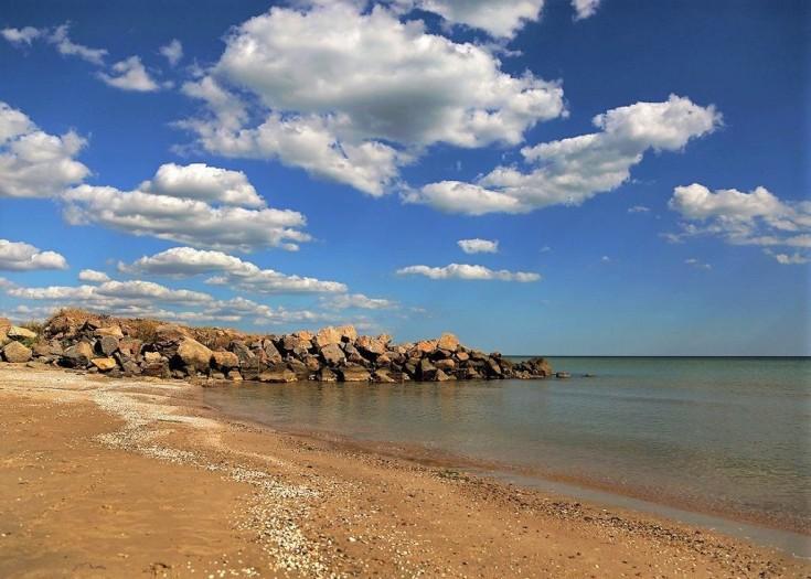 Азовское море курорты