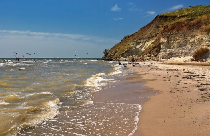 Курорты Ейска на Азовском море
