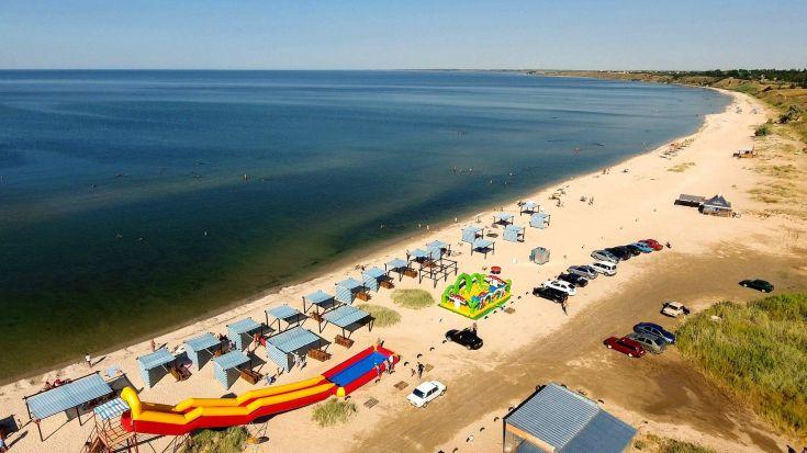 Лучший курорт Азовского моря для детей