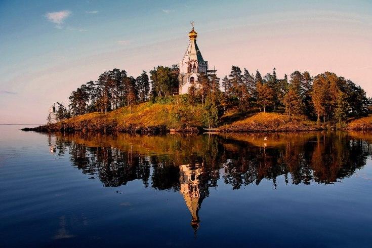 Отдых в Карелии с детьми осенью