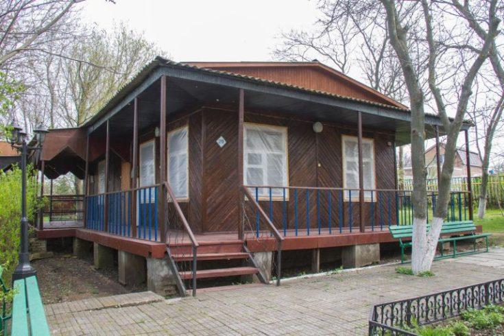 Росинка база отдыха Таганрог