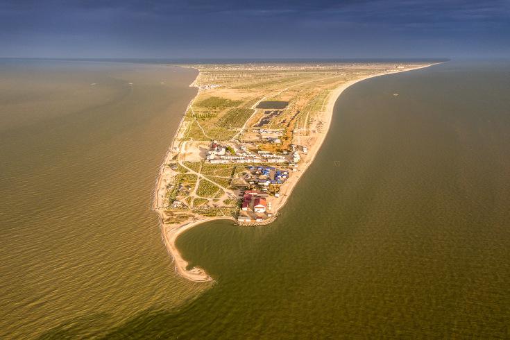 Города курорты Азовского моря