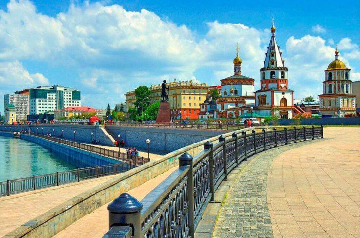 Отдых в Иркутске на Байкале осенью