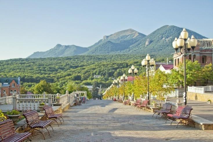 Курорты Кавказских Минеральных вод