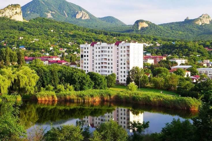 Кавказские Минеральные воды города курорты