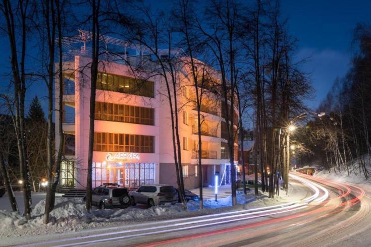 Отдых на Алтае осенью: санатории