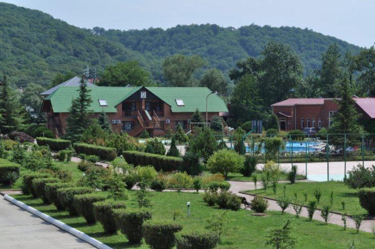 Новомихайловский Краснодарский край отдых частный сектор