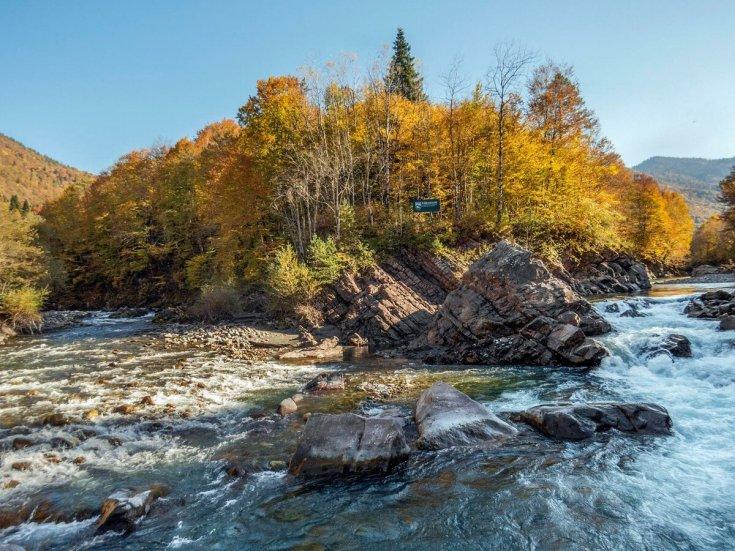 Отдых в горах Краснодарского края осенью