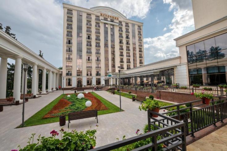 Лучшие курорты Кавказских Минеральных вод