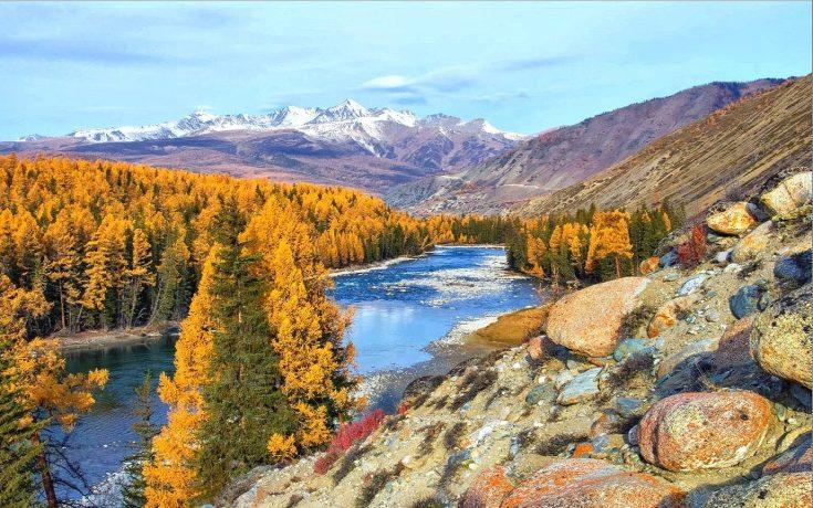 Отдых на Алтае осенью цены