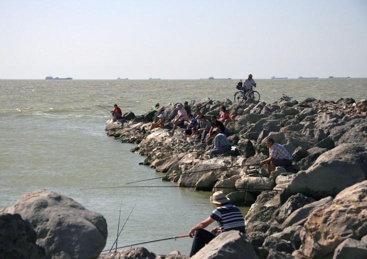 Рыбалка в Ейском районе