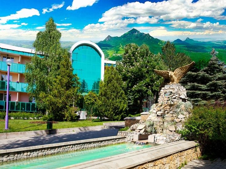 Рейтинг курортов Кавказских Минеральных вод