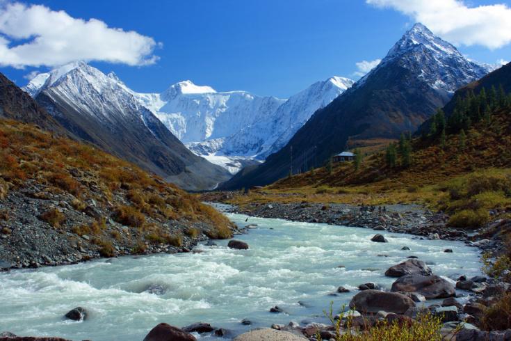 Отдых в горах осенью куда поехать