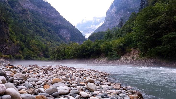 горная река фото (13)
