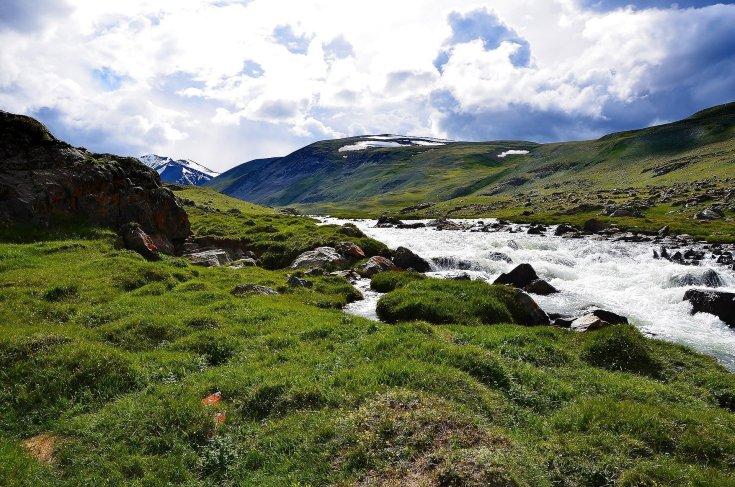горная река фото (4)