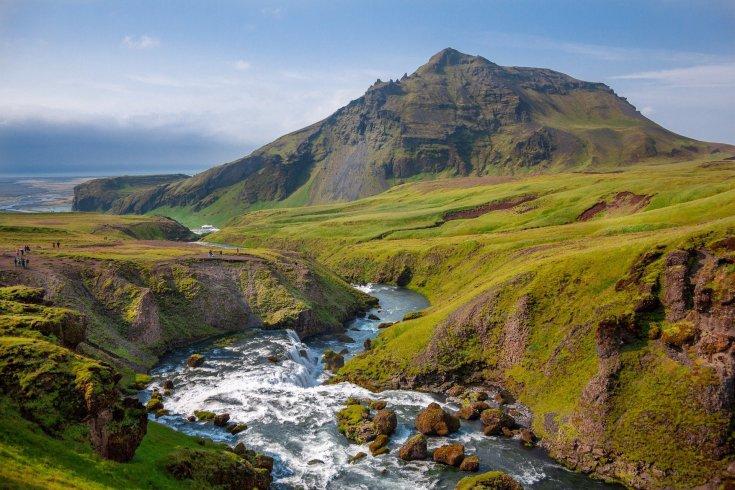 горная река фото (8)