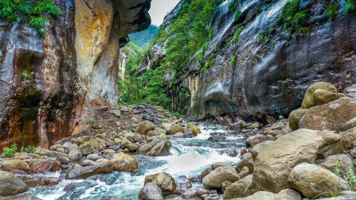 горная река фото (9)