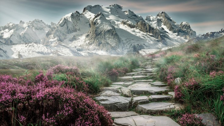 горы красивые фото (13)