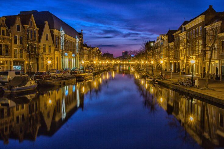 Нидерланды туризм