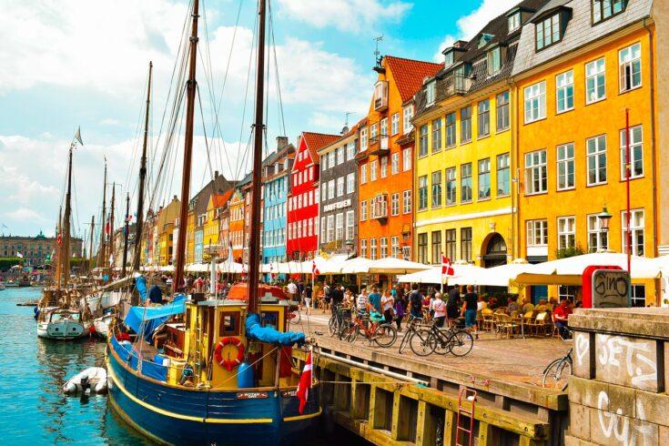 Путешествие в Данию