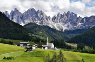 Альпийские курорты Италии Курмайор и Сестриер