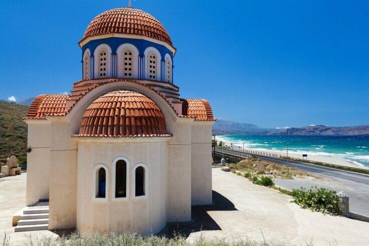 путешествие по криту